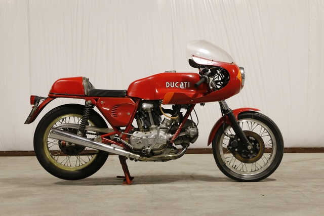 Panorama: Bonhams Motorrad-Auktion in Las Vegas - Zum ersten, zum zweiten…