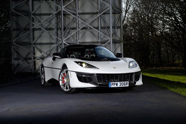 Lotus Evora 410 Esprit-Tribut - 007 lässt grüßen