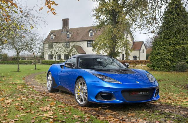 Lotus Evora GT410 Sport - Einen Hauch aggressiver