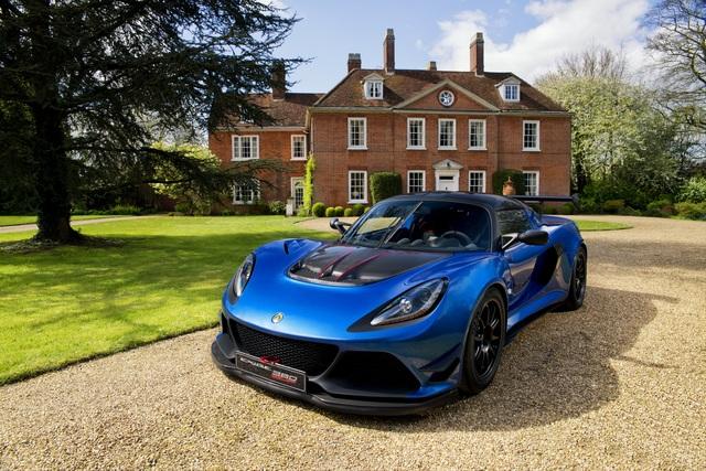 Lotus Exige Cup 380 - Leicht, schnell und selten