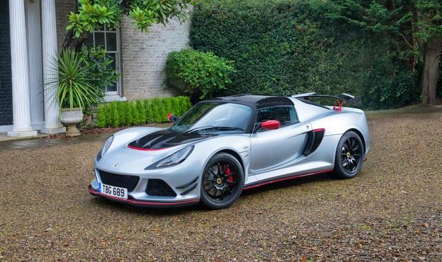 Lotus Exige Sport 380 - Nachgeschärft