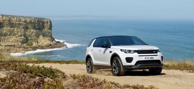 Land Rover Discovery Sport - Besonders gut ausgestattet