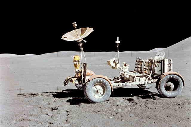 50 Jahre Lunar Roving Vehicle - Ein Stromer für eine sehr spezielle Umweltzone