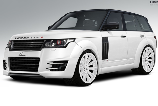 Range-Rover-Tuning - Dickes Ding