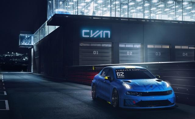Lynk & Co steigt in die WTCR ein  - Schwedisch-Chinesische Motorsport-Kooperation