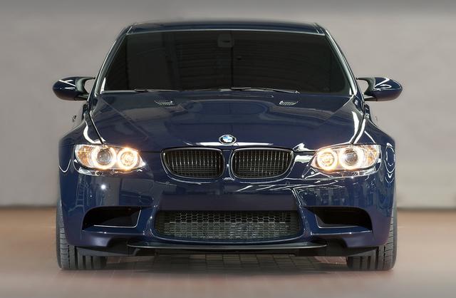 BMW M3 Leichtbau-Konzept - Vier Türen und wenig Gewicht