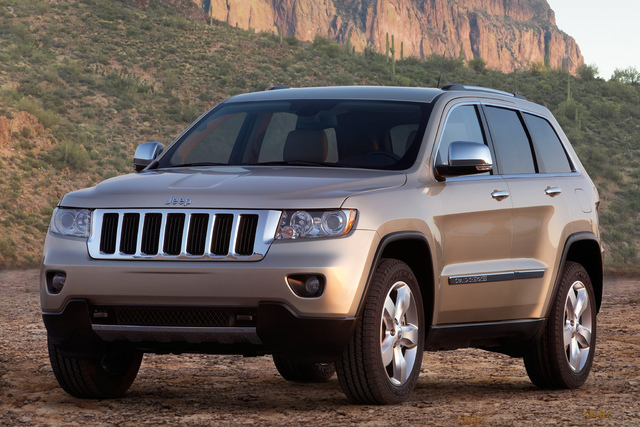 Jeep Grand Cherokee: Günstige US-Preise