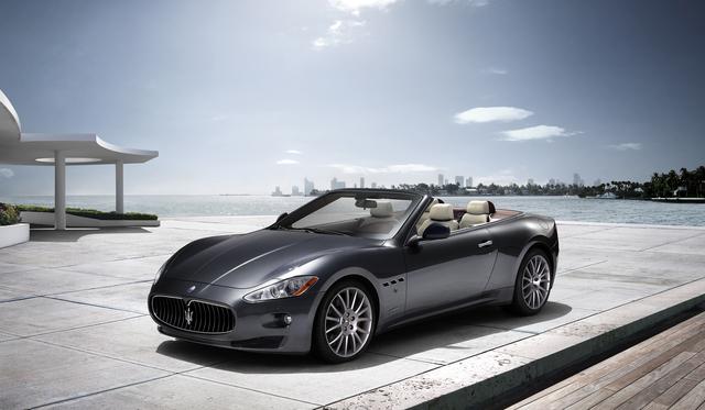 Maserati GranCabrio: Endlich wieder offen (Vorabbericht)