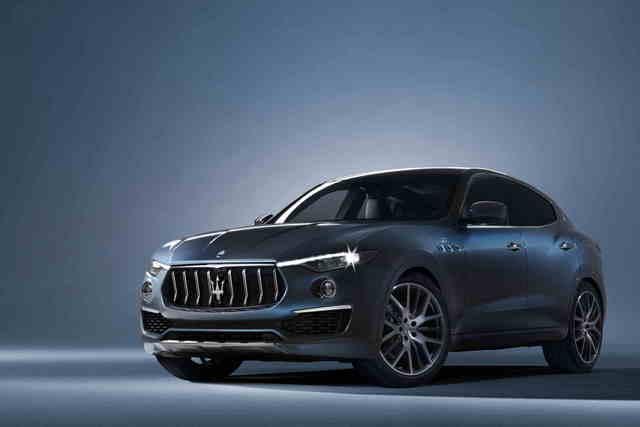 Maserati Levante Hybrid - Furioser Vierzylinder