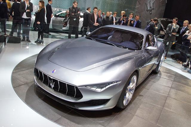 Maseratis Zukunftspläne - Autonomer, elektrischer, emotionaler