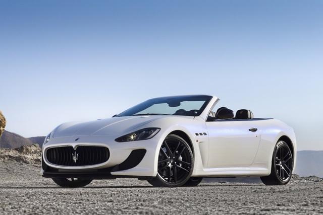 Maserati Gran Cabrio MC - Offen für Mehrleistung