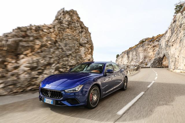 Fahrbericht: Maserati Ghibli S Q4 - Facelift auf Italienisch