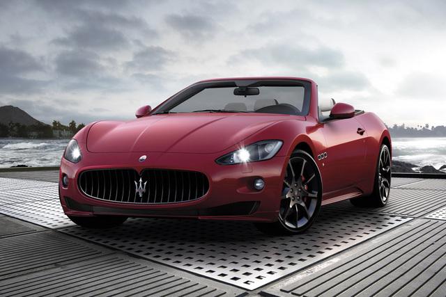 Maserati GranCabrio Sport - Offener Spaß