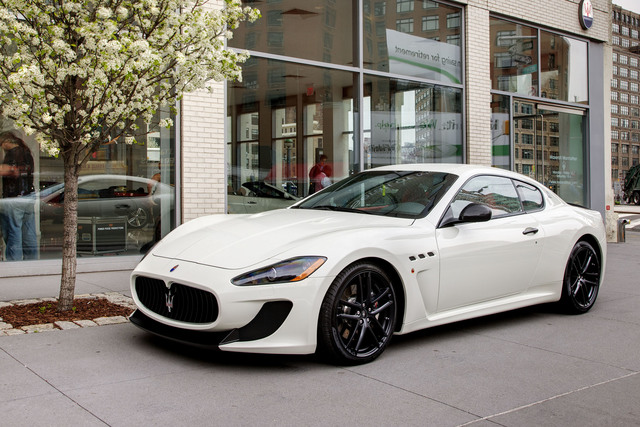 Maserati GranTurismo MC - Schnell in New York