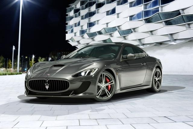 Maserati Gran Turismo MC Stradale Viersitzer - Als Quartett auf die Rennstrecke