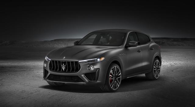 Maserati Levante GTS und Trofeo - Luxusleistung