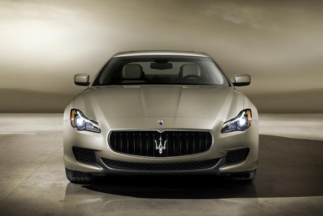 Maserati Quattroporte - Auch für Chauffeure (Kurzfassung)