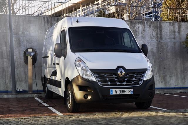Renault Master Z.E. - Der Image-Faktor spielt eine Rolle (Kurzfassung)