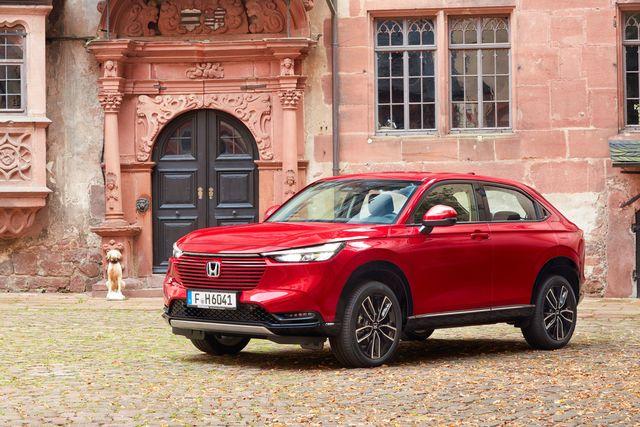 Fahrbericht: Honda HR-V e:HEV - Der will nur sparen