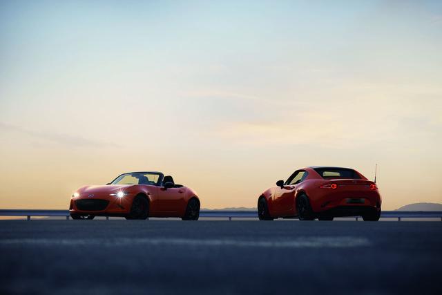 Mazda MX-5 30th Anniversary - 350 zum 30sten