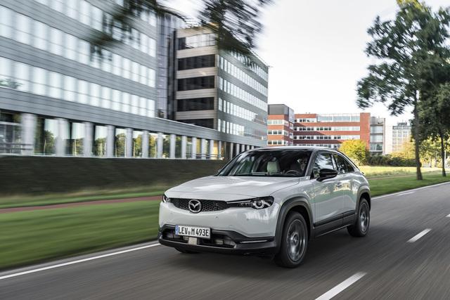 Mazda MX-30 - Mit Kundenvorteil ins neue Jahr