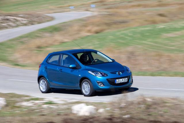 Erstes Mazda-Elektroauto - Leicht durch Japan