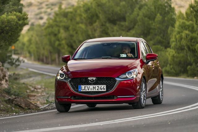 Fahrbericht: Mazda2 - Schön anders