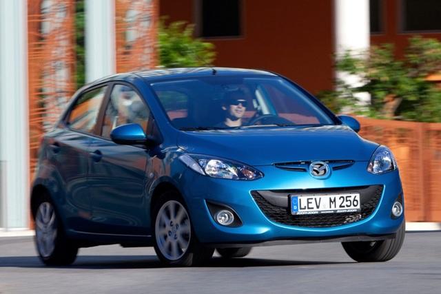 Mazda2 - Mit einem Lachen im Gesicht (Vorabbericht)