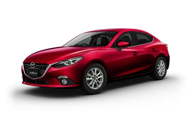 Mazda auf der Tokyo Motor Show - Hybrid für die Kompaktklasse