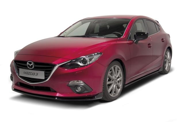 Sport-Zubehör für Mazda3 - Mehr Dynamik für den Dynamiker
