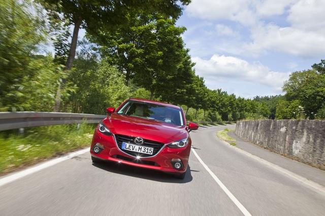 Mazda3 - Der Einzelgänger (Kurzfassung)