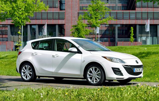 Mazda3-Sondermodelle Active und Active Plus ab 18.990 Euro