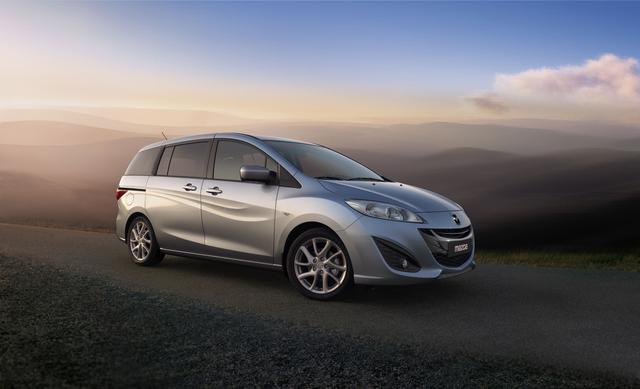 Mazda5: In jeder Hinsicht zugelegt (Vorabbericht)