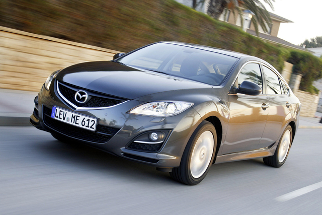 Skurriler Mazda-Rückruf - Die Rückkehr der Gelben Sackspinne