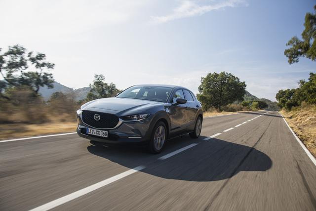 Mazda3 und Mazda CX-30  - Motorvariante mit mehr PS