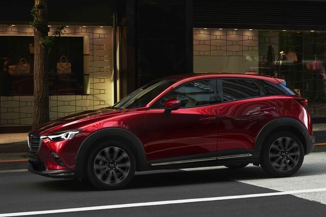 Mazda CX-3 Facelift - Mehr Schick, weniger Dreck