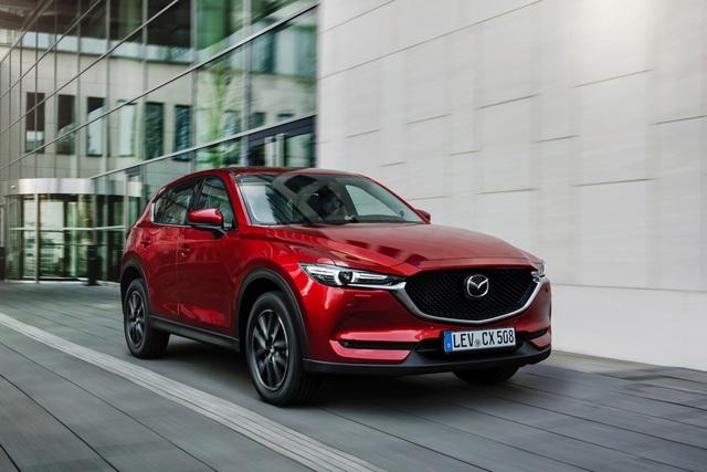 Mazda CX-5 - Auf den zweiten Blick alles neu
