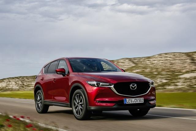 Mazda stellt Motoren auf Euro 6d-temp um - Ab Juli nach neuster Abgasnorm