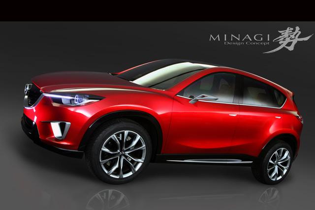 Mazda CX-5 - Bewegte Seele