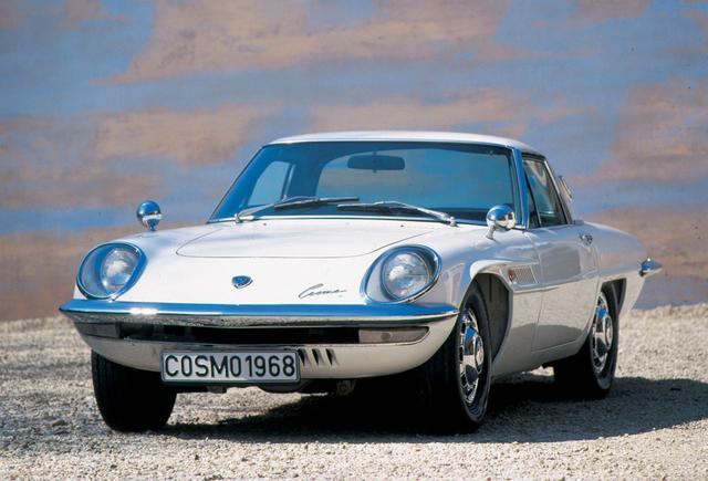 Mazda feiert 2010 doppeltes Jubiläum