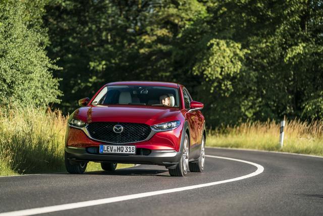 Fahrbericht: Mazda CX-30 - Ab in die Lücke