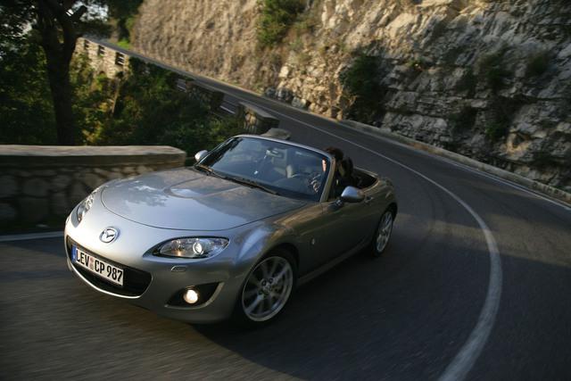 Serie: Cabrios für den Frühling - Mazda MX-5: Der Roadster