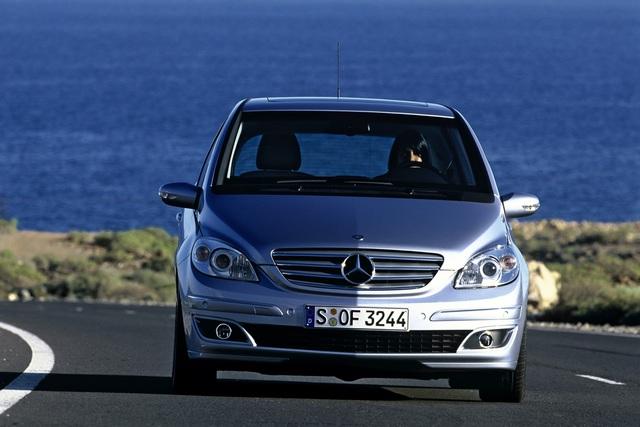 Gebrauchtwagen-Check: Mercedes B-Klasse (T 245)   - Grundsolider Senioren-Sessel