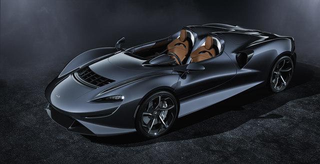 McLaren Elva - Puristische Versuchung