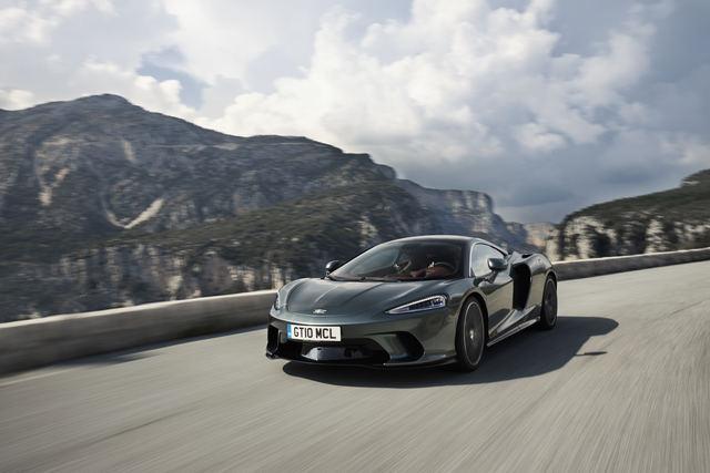 Fahrbericht: McLaren GT - Für alle Tage, aber längst nicht alltäglich