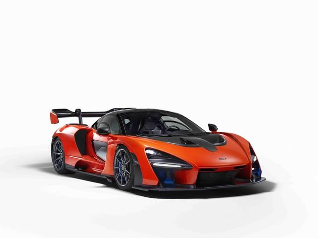McLaren Senna  - Form folgt Funktion