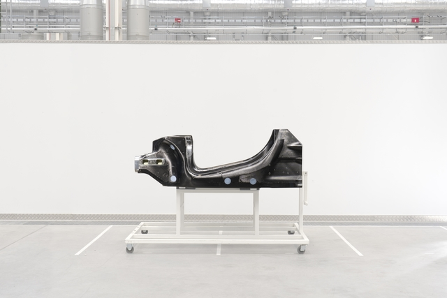 McLaren wird elektrisch - Mit Carbon gegen Elektro-Speck