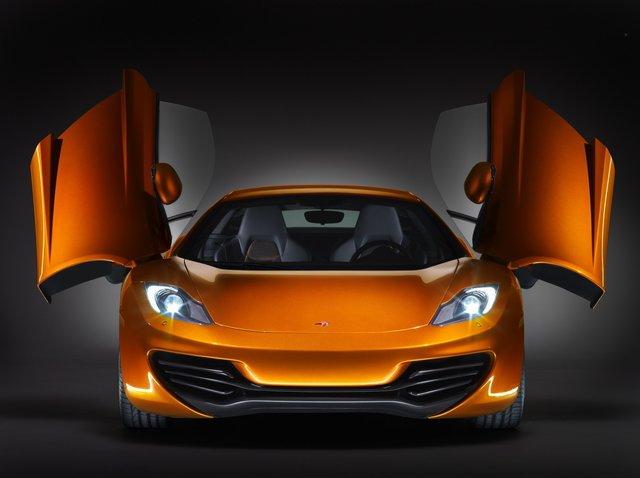 McLaren baut 2+2-Supersportler