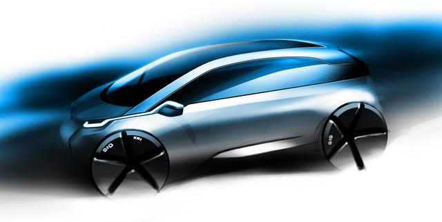 BMW Elektromobilität - Geteilte Technik