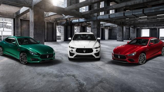 Maserati Ghibli- und Quattroporte-Trofeo - Deutlich erstarkt
